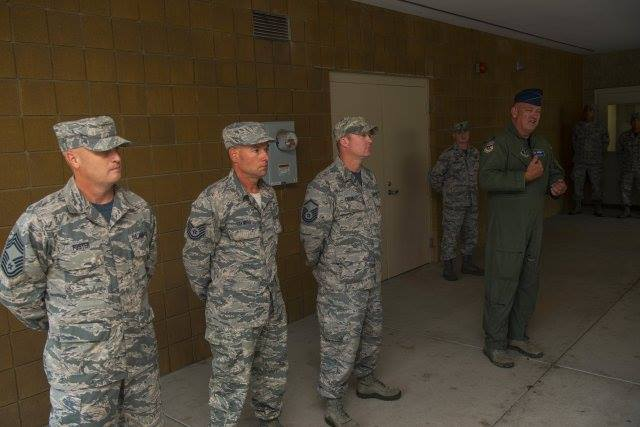 Airmen's Training Saves the Life of a Fellow Leader